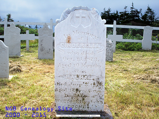 newfoundland u0026 39 s grand banks genealogy site - black duck cove anglican curch cemetery