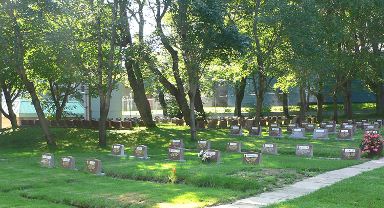 Forest Road Anglican Cemetery